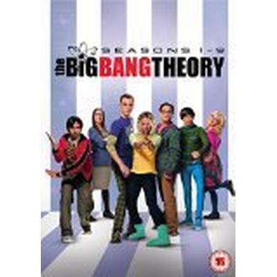 The Big Bang Theory - Season 1-9 [DVD] [2016]